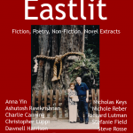 """Eastlit Archive: May 2013. Renewal of Vows was sent in by Tom Sheehan and it features Stanley """"Ike"""" George Kujawski (7-20-21 to 5-3-12) and Setsuko """"Dottie"""" Haghara Kujawski (3-3-22 to 11-15-88). The May 2013 Cover design is by Graham Lawrence. Bryn Tennant did the editorial. May 2013 writers are: Stefanie Field, Tom Sheehan, Charlie Canning, Anna Yin, Nichole Reber, Richard Lutman, James Underwood, Christopher Luppi, James Austin Farrell, Ashutosh Ravikrishnan, Dawnell Harrison, Nicholas Keys, Steve Rosse."""