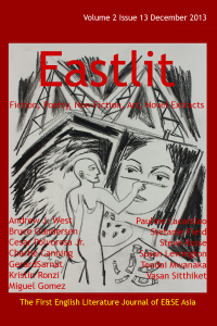 Eastlit: Latest Popular Literature. News Post by Graham Lawrence.