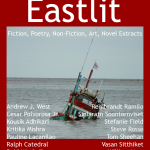 """Archive: Eastlit February 2014. The Picture is """"Thailand"""" by Sinlaratn Soontornviset. The unique Eastlit February 2014 Cover Design is by Graham Lawrence. Copyright Eastlit and Photographer."""