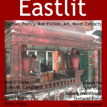 Archive: Eastlit July 2014 Cover. Picture: Uighur Barbecue by Xenia Taiga. Cover design by GrahamLawrence. Copyright photographer, Eastlit and Graham Lawrence.
