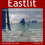 Archive: Eastlit September 2014 Cover. Picture: Boracay Yachts by Simon Anton Nino Diego Baena. Cover design by GrahamLawrence. Copyright photographer, Eastlit and Graham Lawrence.