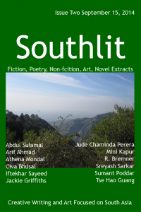 Southlit. Literature and Artwork focused on South Asia
