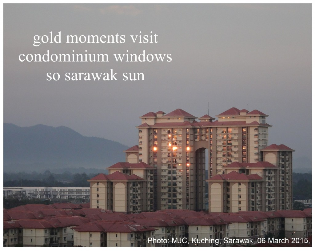 Eastlit May 2015: Gold Moments by Colin W Campbell