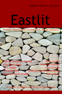 Eastlit July 2016 Cover Picture: The Wall by Graham Lawrence. Cover design by Graham Lawrence. Copyright photographer, Eastlit and Graham Lawrence.