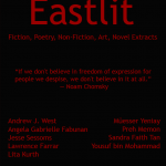 Eastlit Archive: Eastlit August 2016 Cover Picture: Black by Graham Lawrence. Cover design by Graham Lawrence. Copyright photographer, Eastlit and Graham Lawrence.