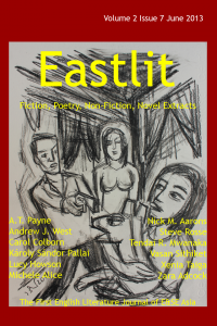 Eastlit Journal. How it Works. Eastlit's June cover picture is by Vasan Sitthiket.