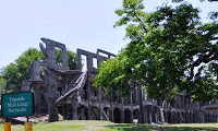 Reliving World War II in the Philippines: Ghost of Mile-Long Barracks in Corregidor Island