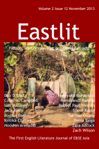 Eastlit November 2013 Top Ten.