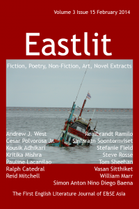 Eastlit: Hot Eastern Literature. News Post by Graham Lawrence.