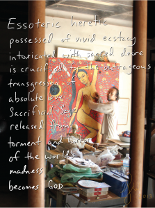 Eastlit: Vasan Sitthiket by Andrew J West. Three Worlds Photo-Poetry-Art Exhibition. Copyright Andrew J West. Reproduced with permission.