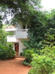 Eastlit June 2014 Editorial: Nichole Reber. Auroville, India