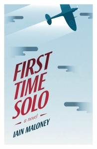Eastlit July 2014: First Time Solo by Iain Maloney