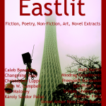 Archive: Eastlit October 2014 Cover. Picture: Canton Tower in the Mist by Miodrag Kostadinovic. Cover design by GrahamLawrence. Copyright photographer, Eastlit and Graham Lawrence.