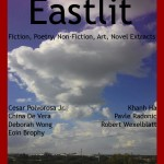 Archive: Eastlit November 2014 Cover. Picture: Clouds by Graham Lawrence. Cover design by GrahamLawrence. Copyright photographer, Eastlit and Graham Lawrence.