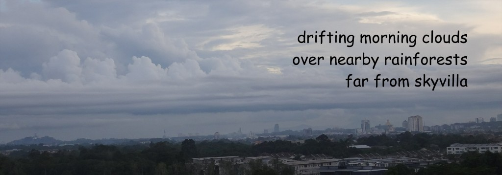 Eastlit January 2015: Viewpoints 3: Drifting Morning Clouds