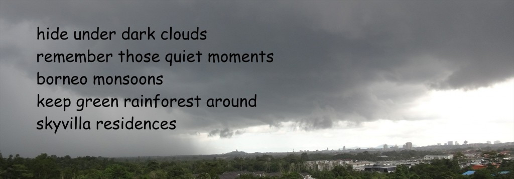 Eastlit January 2015: Viewpoints from Skyvilla Residences 2: Hide Under Dark Clouds