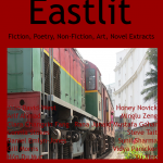 Eastlit Archive. February 2015. Picture: Colombo Train by Gill Morris. Cover design by Graham Lawrence. Copyright photographer, Eastlit and Graham Lawrence.