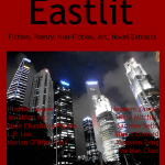 Eastlit Archive. March 2015. Picture: KL by Stuart Coward. Cover design by Graham Lawrence. Copyright photographer, Eastlit and Graham Lawrence.
