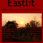 Eastlit December 2015 Cover. Picture: Sunset Near Corbett, India by Kamakshi Lekshmanan. Cover design by Graham Lawrence. Copyright photographer, Eastlit and Graham Lawrence.