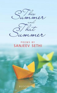 Eastlit November News: This Summer and That Summer by Sanjeev Sethi