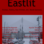 Eastlit Archive. Eastlit January 2016 Cover Picture: Aomori Bay Bridge in Snow by Ian Rogers. Cover design by Graham Lawrence. Copyright photographer, Eastlit and Graham Lawrence.