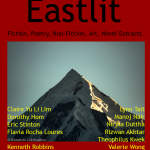 Eastlit Archive: Eastlit April 2016 Cover Picture: Panchchuli by Kamkshi Lekshmanan. Cover design by Graham Lawrence. Copyright photographer, Eastlit and Graham Lawrence.